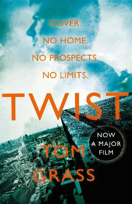 Twist: The electrifying heist thriller - soon to be a major movie book