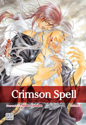 Crimson Spell, Vol. 3 by Ayano Yamane