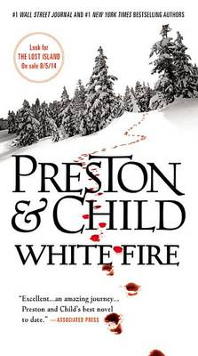 White Fire by Douglas J Preston
