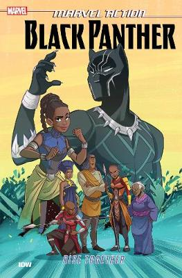 Marvel Action: Black Panther: Rise Together: Book Two by Vita Ayala
