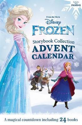 Frozen Storybook Collection: Advent Calendar (Disney) book