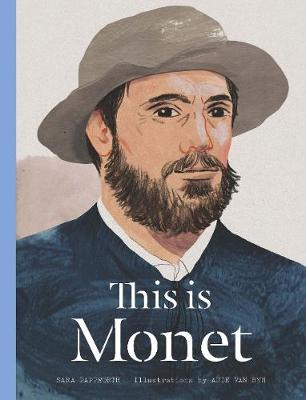 This is Monet by Sara Pappworth