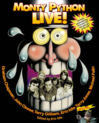 Monty Python Live! by Eric Idle