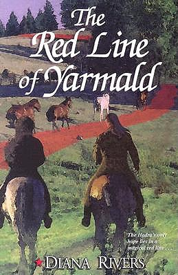 The Red Line of Yarmald by Diana Rivers