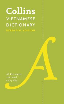 Collins Vietnamese Dictionary Pocket edition by Collins Dictionaries
