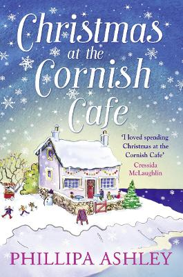 Christmas at the Cornish Cafe by Phillipa Ashley
