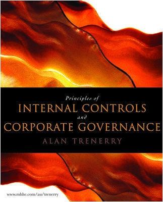 Principles of Internal Control & Corporate Governance by Alan Trenerry