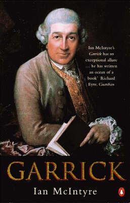 Garrick by Ian McIntyre