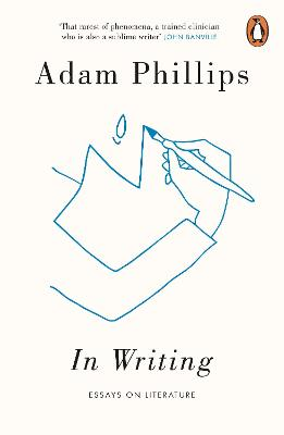 In Writing by Adam Phillips