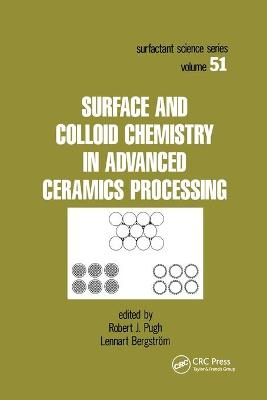 Surface and Colloid Chemistry in Advanced Ceramics Processing book