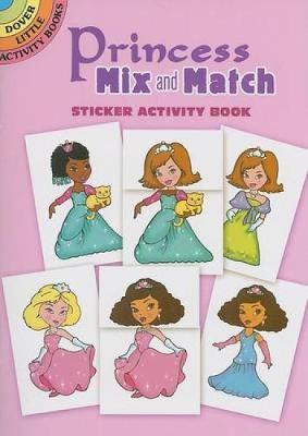 Princess Mix and Match by Robbie Stillerman