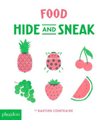 Food Hide and Sneak by Bastien Contraire