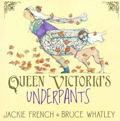 Queen Victoria's Underpants book