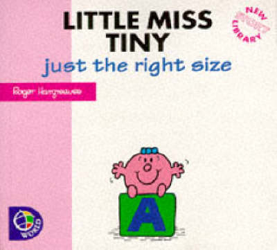 Little Miss Tiny Just the Right Size by Adam Hargreaves