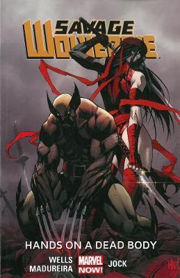 Savage Wolverine book
