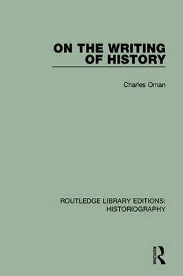 On the Writing of History book