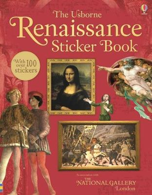 Renaissance Sticker Book by Ruth Brocklehurst