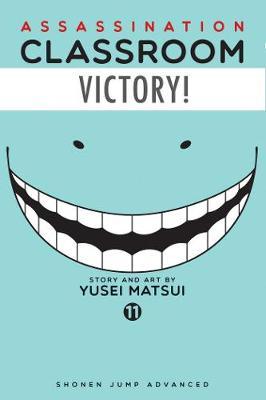 Assassination Classroom, Vol. 11 by Yusei Matsui