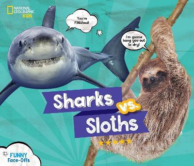 Sharks vs. Sloths book