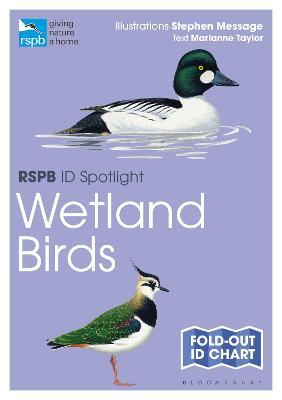 RSPB ID Spotlight - Wetland Birds by Marianne Taylor