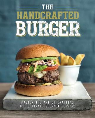 Handcrafted Burger by Love Food Editors