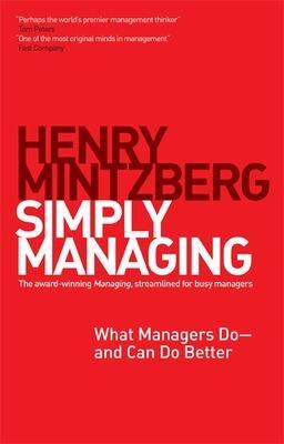 Simply Managing book