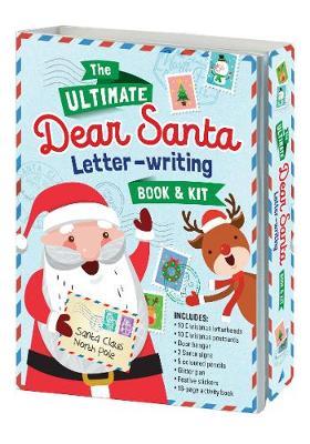 The Ultimate Santa Letter Writing Kit book