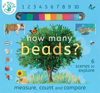 How Many Beads?: Measure, count and compare by Nicola Edwards