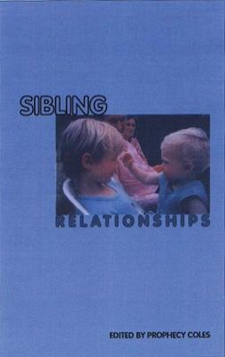 Sibling Relationships book
