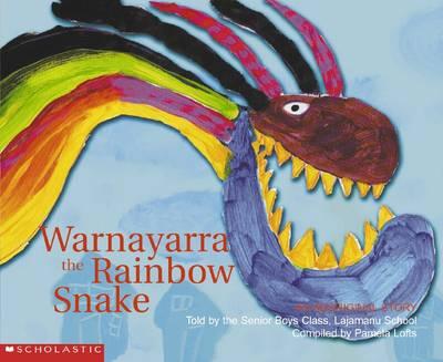 Warnayarra the Rainbow Snake by School Lajamanu