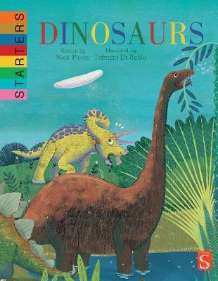 Starters: Dinosaurs book