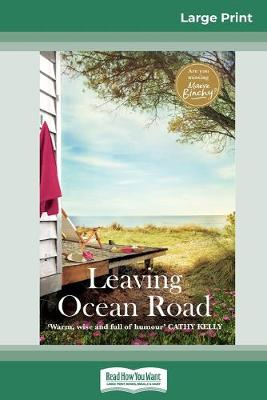 Leaving Ocean Road (16pt Large Print Edition) by Esther Campion