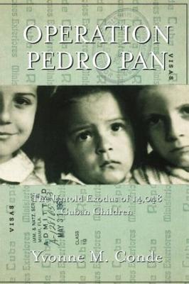 Operation Pedro Pan book