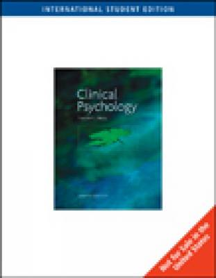 The Science and Practice of Clinical Psychology, International Edition by Timothy Trull