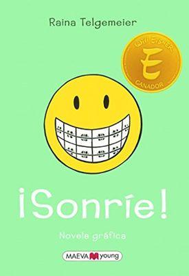 Sonrie! by Raina Telgemeier