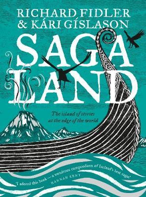 Saga Land book