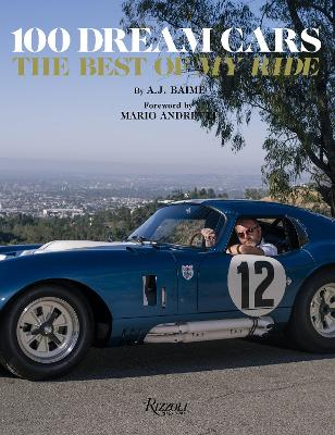 100 Dream Cars: The Best of My Ride book