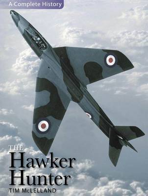 The Hawker Hunter by Tim McLelland