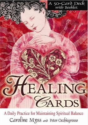 Healing Cards by Caroline Myss