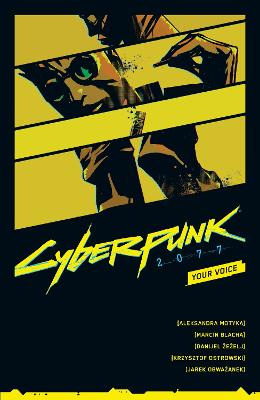 Cyberpunk 2077: Your Voice book