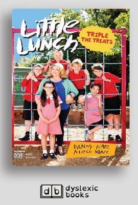 Tripple the Treats: Little Lunch series by Danny Katz