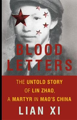 Blood Letters book