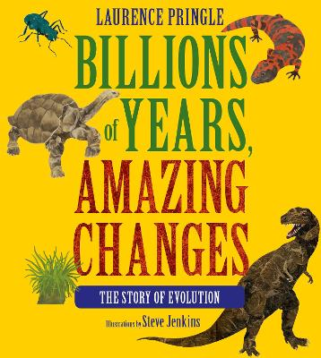 Billions of Years, Amazing Changes book