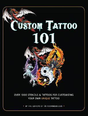 Custom Tattoo 101 book