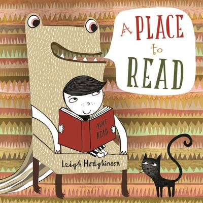 A Place to Read by Leigh Hodgkinson