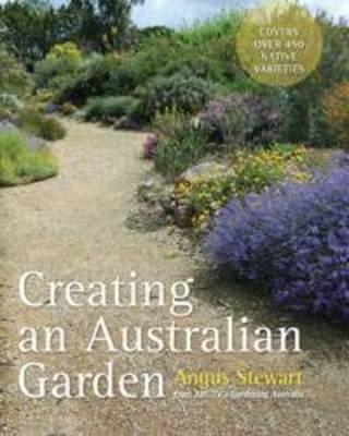 Creating an Australian Garden book