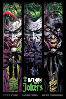 Batman: Three Jokers book