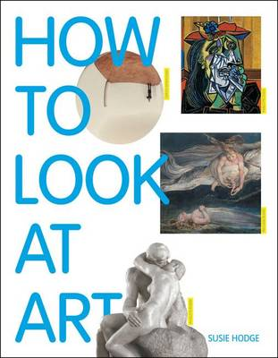 How to Look at Art book