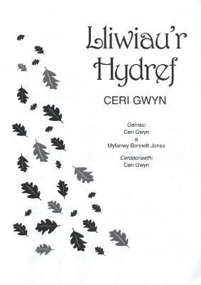 Lliwiau'r Hydref by Myfanwy Jones