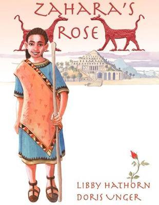 Zahara's Rose book